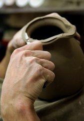 Dzbanek, ceramika bolesławiecka