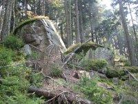 Sudety - skała
