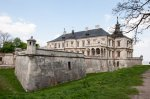 Ukraina - pałac
