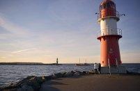 latarnia, morze bałtyckie
