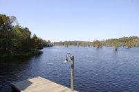jezioro, urlop