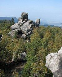 Góry Stołowe na Dolnym Śląsku